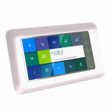 Google's Android GSM Alarm System with 8 Wired Zones, 64-route Electric Control