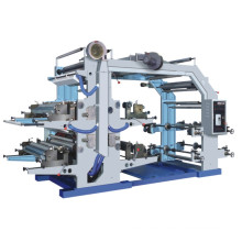 Yt Series Four Color Flexographic Flexo Printing Machine