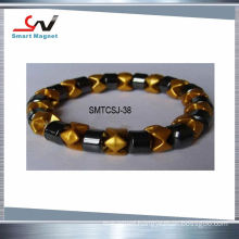 Fashion Permanent Ferrite/Hematite Magnetic Bracelet