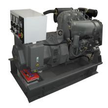 Дизель-генератор мощностью 12кВА 10кВт