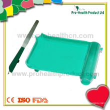 Left-Handed Pharmacy Plastic Pill Counting Tray