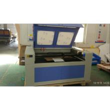 Fábrica de suministro de CO2 tubo de vidrio láser cortador de la máquina (GS1610) con alta velocidad