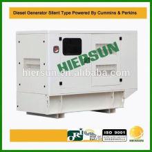 Powered by Cummins 64kw quiet diesel generator