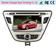 Jugador del coche DVD MP4 apto para Hyundai Elantra 2014