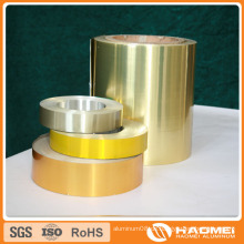 Aluminiumspule 3105 für Verschlussmaterial