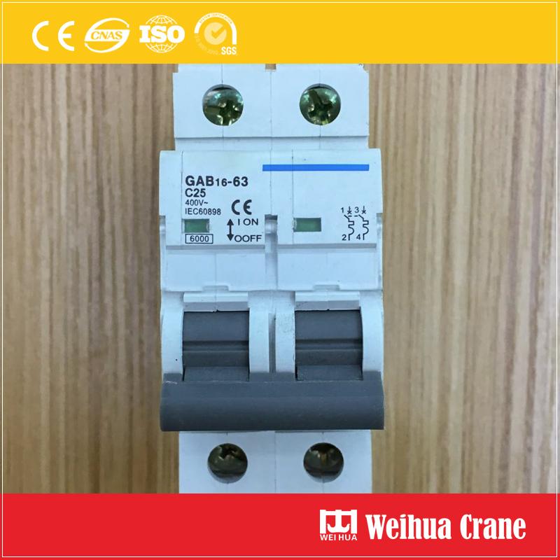 Cranes Circuit Breaker