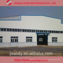 Taller a largo plazo de la estructura de acero para la venta