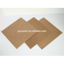 good quality plain commercial hardboard