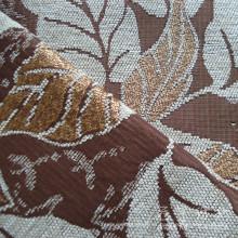 Sofá del telar jacquar del Chenille de tapicería