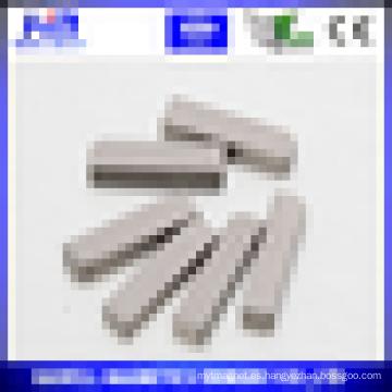 Imán de neodimio de bloque N52