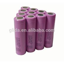 Bateria Li-ion 18650 Li-ion ODM com CE Rohs