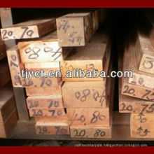 C1100 C1200 C1220 Copper Flat Bar prime quality