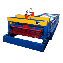 XN-1100 Blech Dach Rollen ehemaligen Dachziegel machen Maschine glasierte Fliese Roll Formmaschine