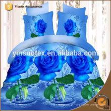 Arábia 3D cama cama impresso