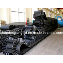 Rubber Polyester/Ep Corrugate Sidewall Conveyor Belt