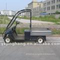Carro de la agricultura, carro de jardinería, carro de golf eléctrico de la carretilla de carga con CE
