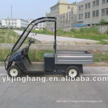 Chariot de ferme, chariot de jardinage, chariot de golf électrique de chariot de cargaison utilitaire avec du CE