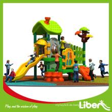 Südafrika Gebrauchtes Indoor Plastic Playground Slide für Kinder im Alter von 2 bis 6 Jahren