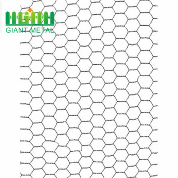Hexagonal welded wire mesh