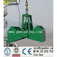 Wireless Remote Hydraulic Grab Used in Port and Vessel