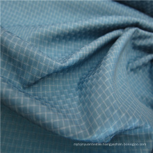 Woven Dobby Twill Plaid Plain Check Oxford Outdoor Jacquard 100% Polyester Fabric (X046)