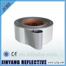 material de la película de gris transferencia de cinta de advertencia