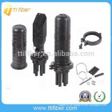 12-144 Cores Dome Fibra Optical Splice Encerramento