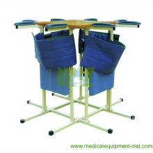 Physiotherapy standing frame for sale-MSLPE04