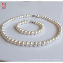 8-9mm AAA White Original Pearl Sets