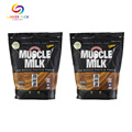 Ziplock Resealable Stand Up Untuk Powder Protein
