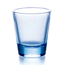 2oz / 60ml Shot Glass (Bleu)