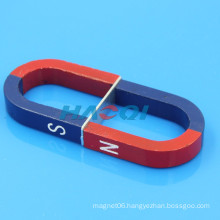 school teaching u shape alnico horseshoe magnets