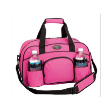 Pink Convenient Outdoor Leisure Travelling Bags