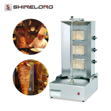 Gute Preise Gas Shawarma Kebab Maschine Shawarma Maschine zu verkaufen