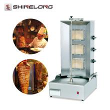 Buena máquina del shawarma de Shawarma Kebab de la máquina de los precios del gas para la venta