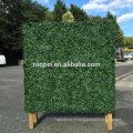 Mur artificiel en plastique bon marché de plante pour décoratif