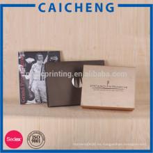 Caja de almacenamiento de papel de empaquetado plegable para papel a4