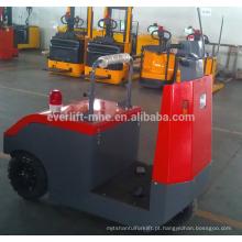 Trator de reboque elétrico 5T com CE e certificado ISO após serviços de vendas