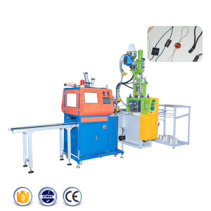 Multi Color Hang Tag Injection Molding Machine