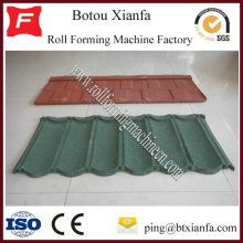 Color Steel Sheet Vermiculite stone coated Machine