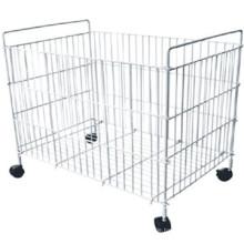 Großhandel beste Preis leichte Stahl Draht Container mit hoher Qualität