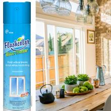 дешевый бытовой очиститель спрей для очистки стекла спрей