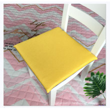 Wholesale hard cotton chair cushion non-slip seat cushion for home office outdoor