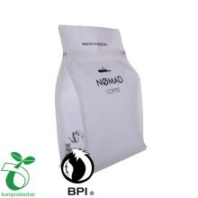 Saco de embalagem de vedação à prova de poeira de plástico resealable