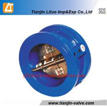 Válvula De Retenção Da Borboleta Do Tipo Wafer Do Fabricante De Tianjin