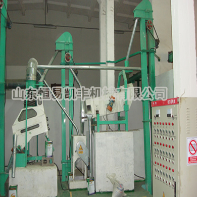 Combimed cleaning sieve machine
