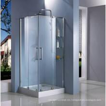 Puerta de ducha de forma cuadrada HD149-Z