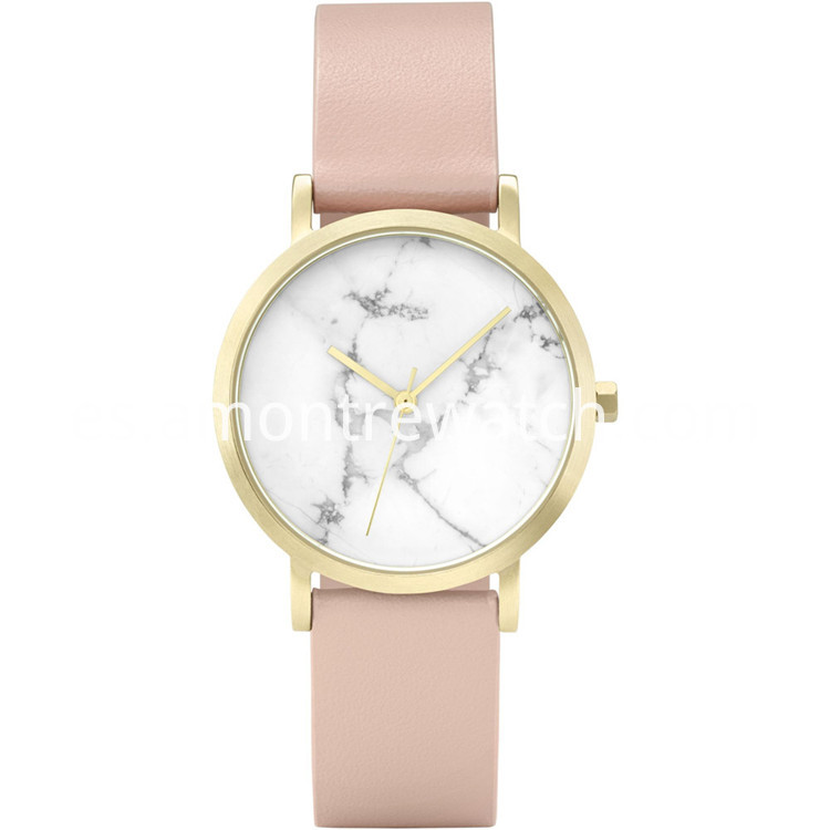 women watch quartz