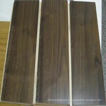 Plancher en bois de noyer noir américain