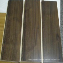 Assoalho de madeira Engineered American Black Walnut